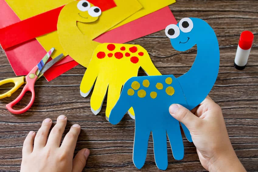 Activities For Dino-Obsessed Kids