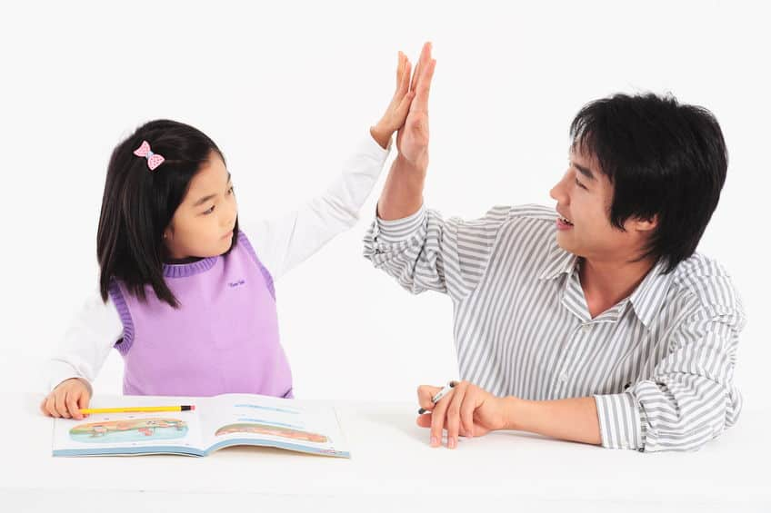Acknowledge child success