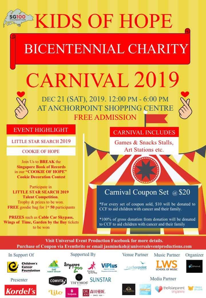 Kids of hope carnival