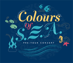 Colours of SEA artwork