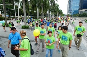 walk for our children