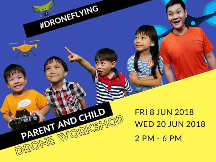 droneflying workshop