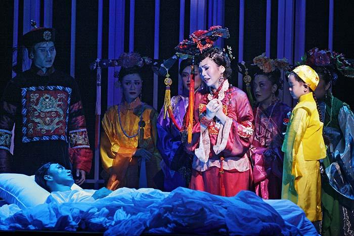 Forbidden City Emperor dying