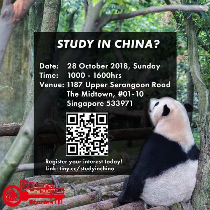 study in china roadshow