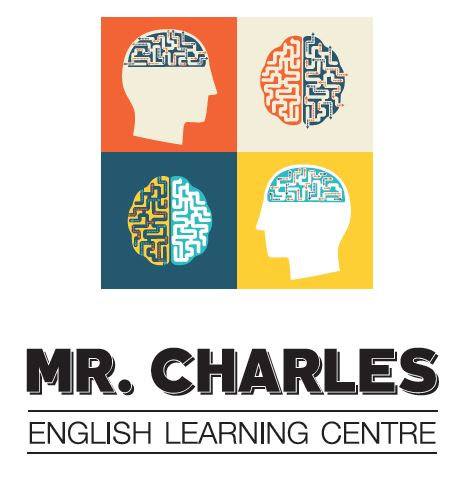 Mr Charles English logo