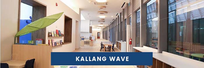 Lorna Whiston Kallang Wave