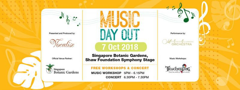 Music Day Out