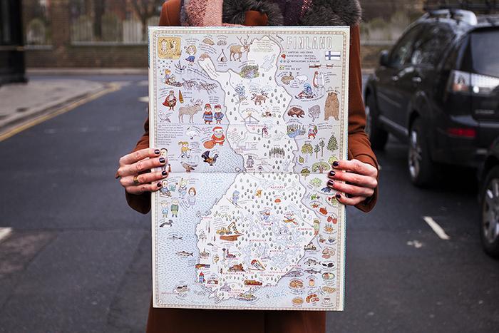 Maps Book