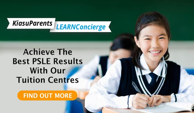 PSLE LearnConcierge