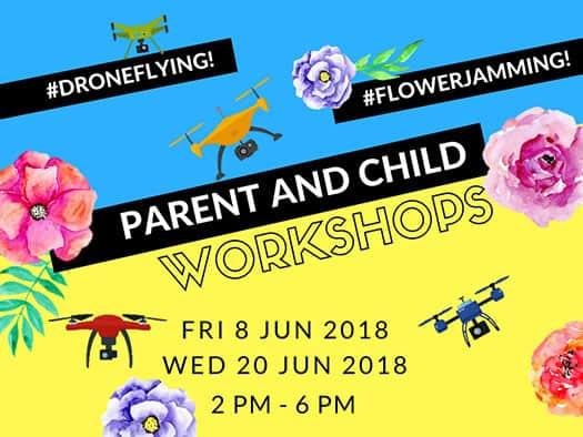 parent and child workshops
