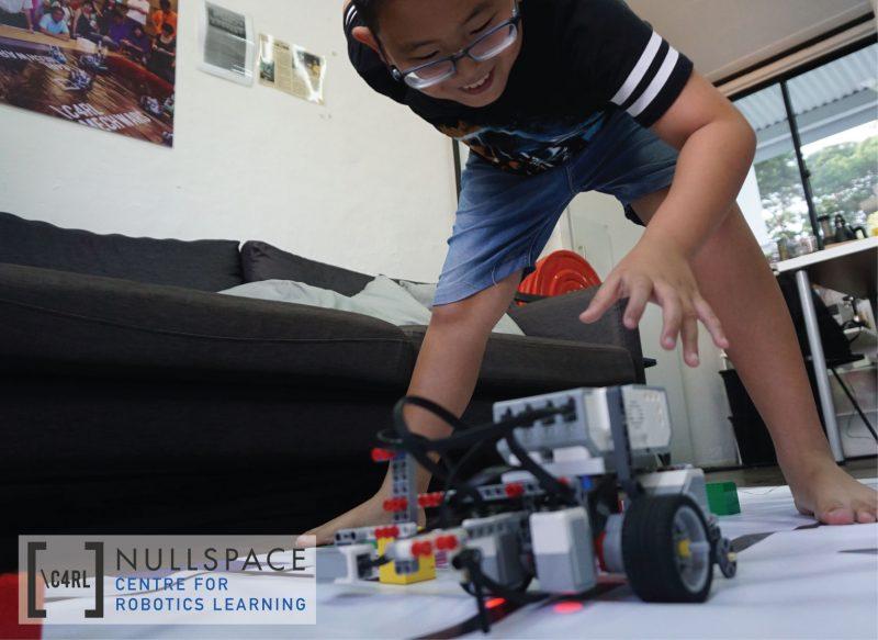 Nullspace Robotic