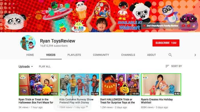 youtube preschoolers