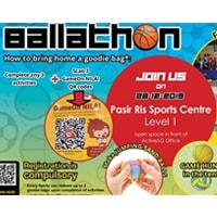 Festive Supreme Ballathon @ Pasir Ris ActiveSG @ ActiveSG Pasir Ris Sports Centre | Singapore | Singapore