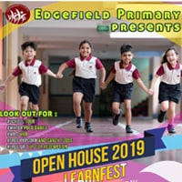 Edgefield Primary School Open House 2019 @ Edgefield Primary School | Singapore | Singapore