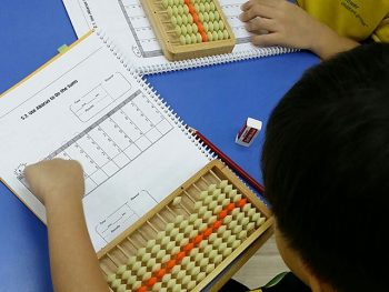 learn with joy abacus
