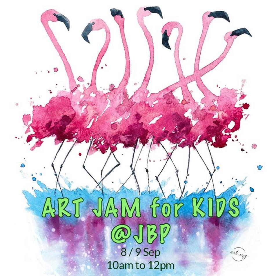 Art Jam - JBP