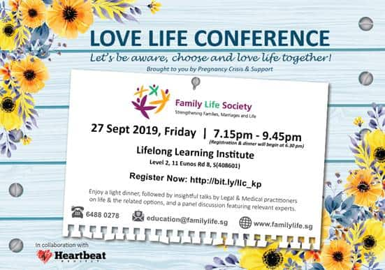 Love Life Conference