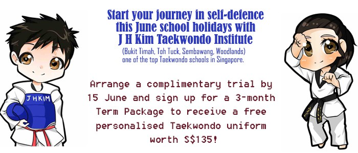 JH Kim Taekwondo