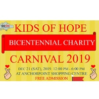 Kids of Hope Bicentennial Carnival 2019 @ Anchorpoint Shopping Centre | Singapore | Singapore