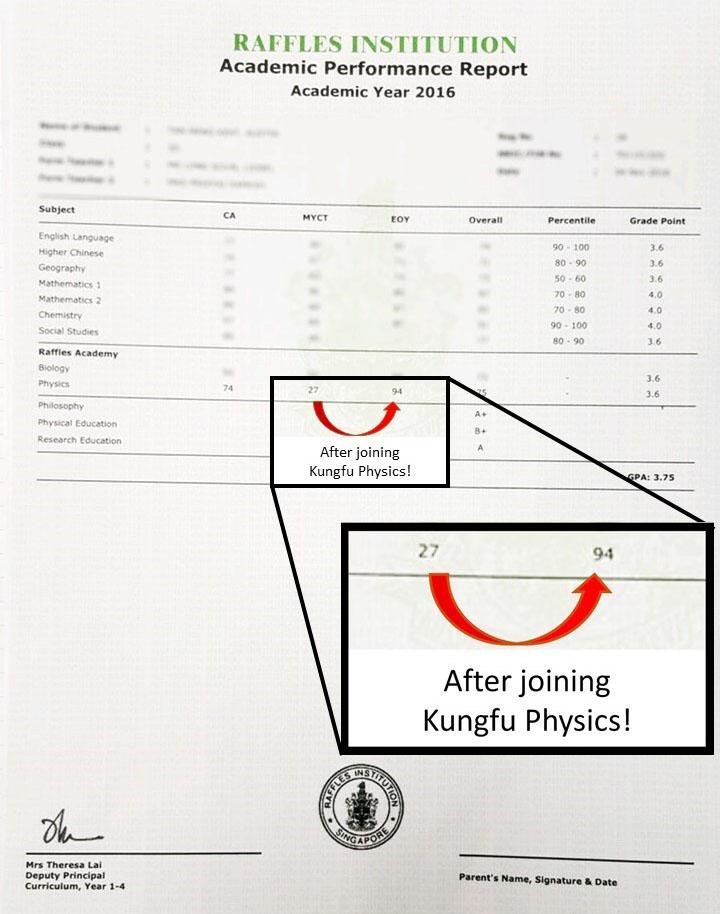 kungfuPhysics