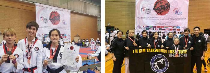 JH KimTaekwondo