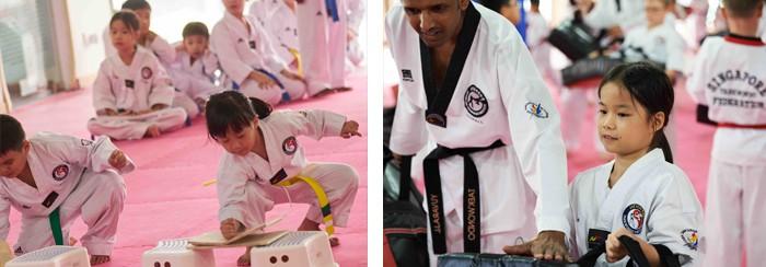 J H Kim Taekwondo