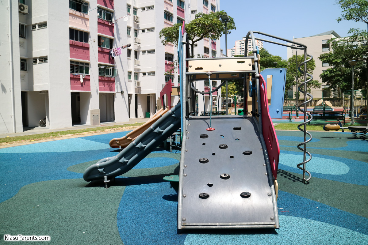 Blk 104-105 Bedok North Road Playground 04