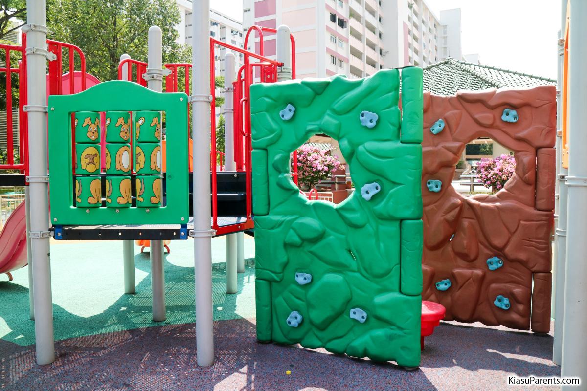 Blk 108 Bedok North Road Playground 01