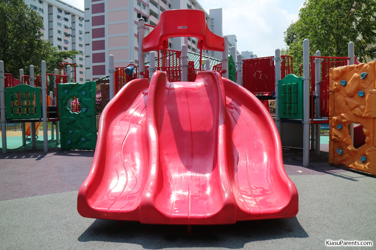Blk 108 Bedok North Road Playground 03
