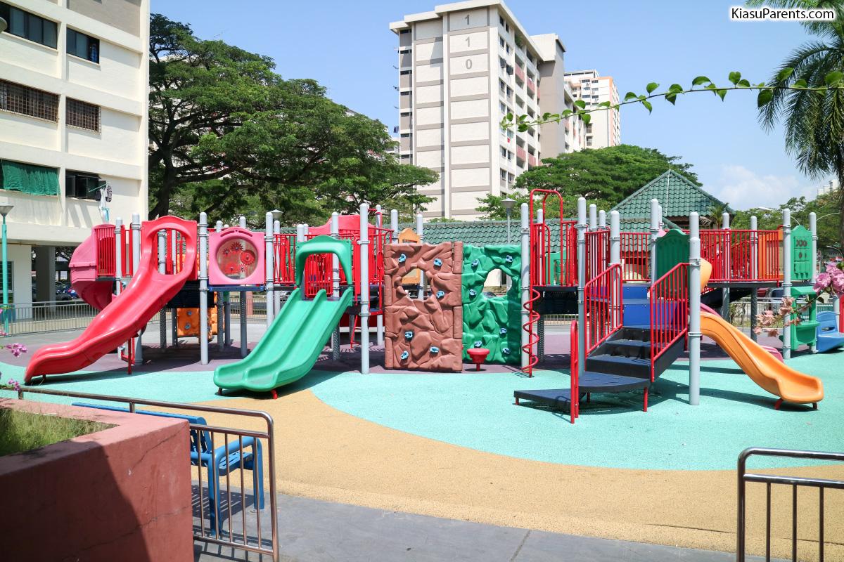 Blk 108 Bedok North Road Playground 04