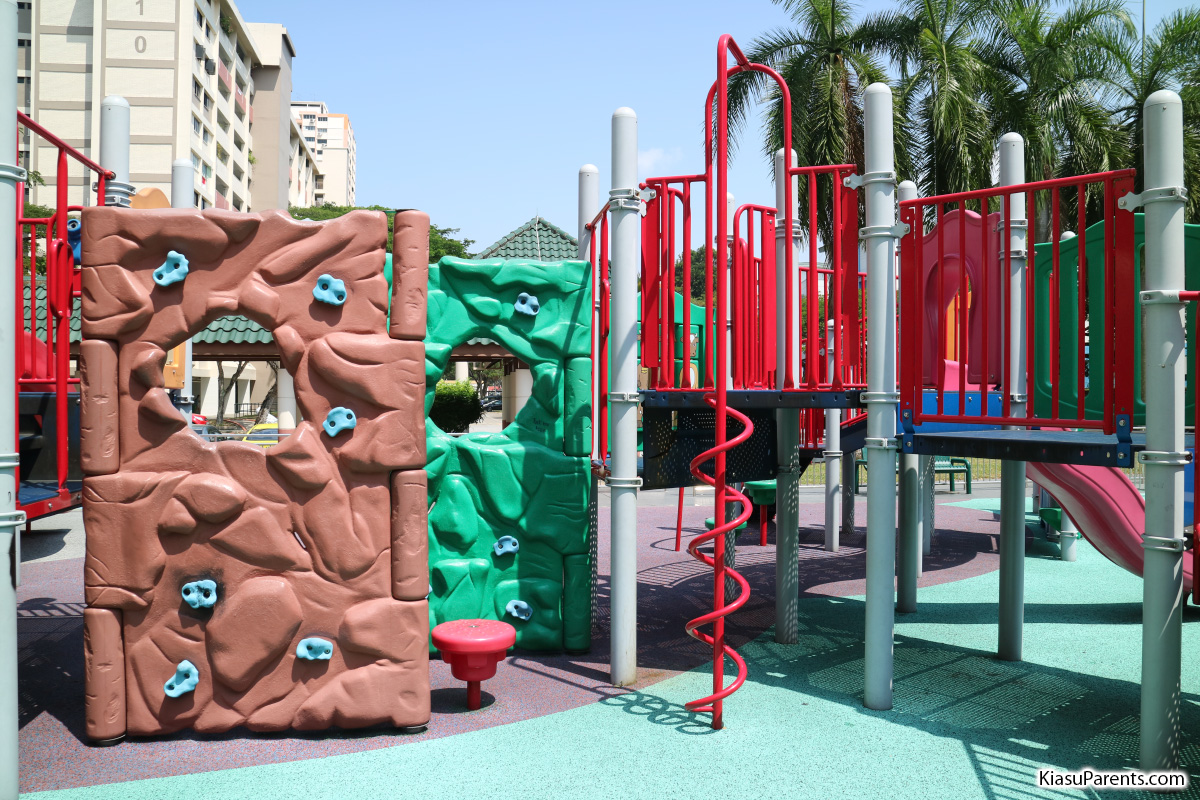 Blk 108 Bedok North Road Playground 06