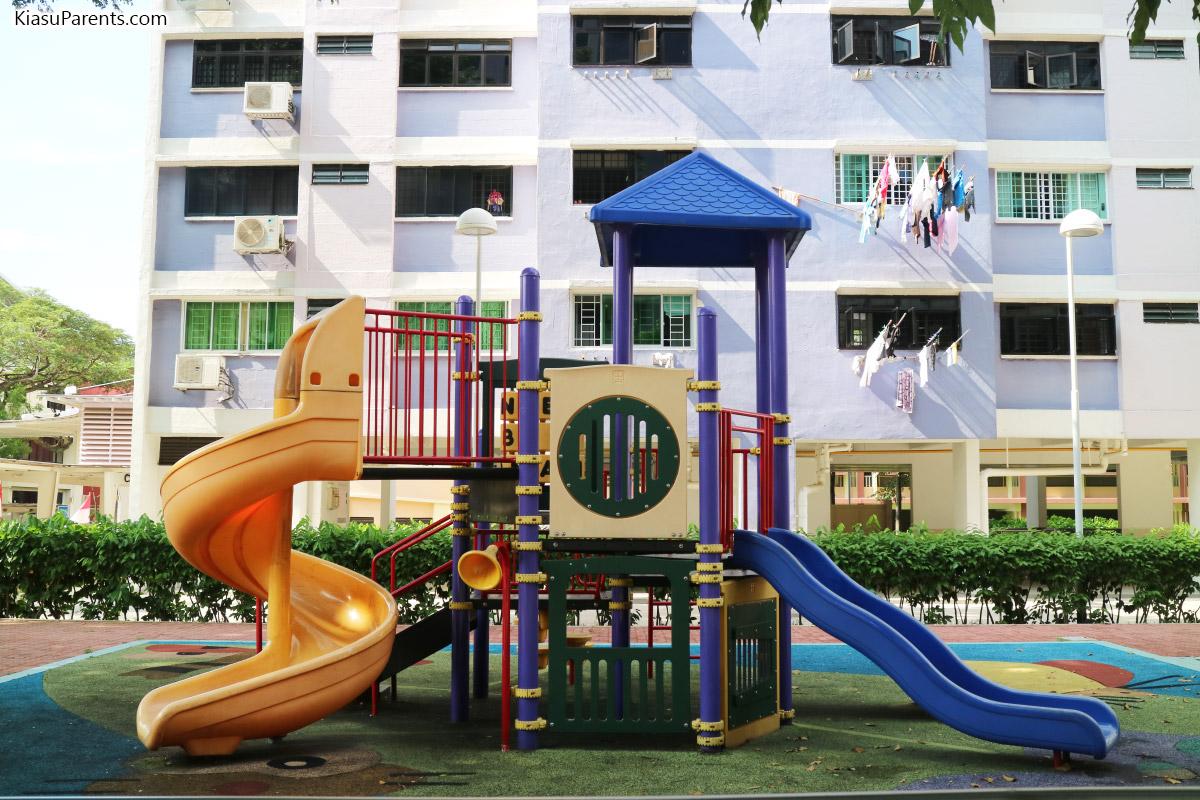 Blk 111 Bedok North Road Playground 01