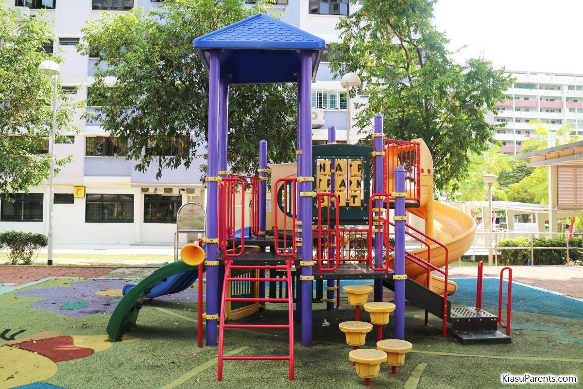 Blk 111 Bedok North Road Playground 02