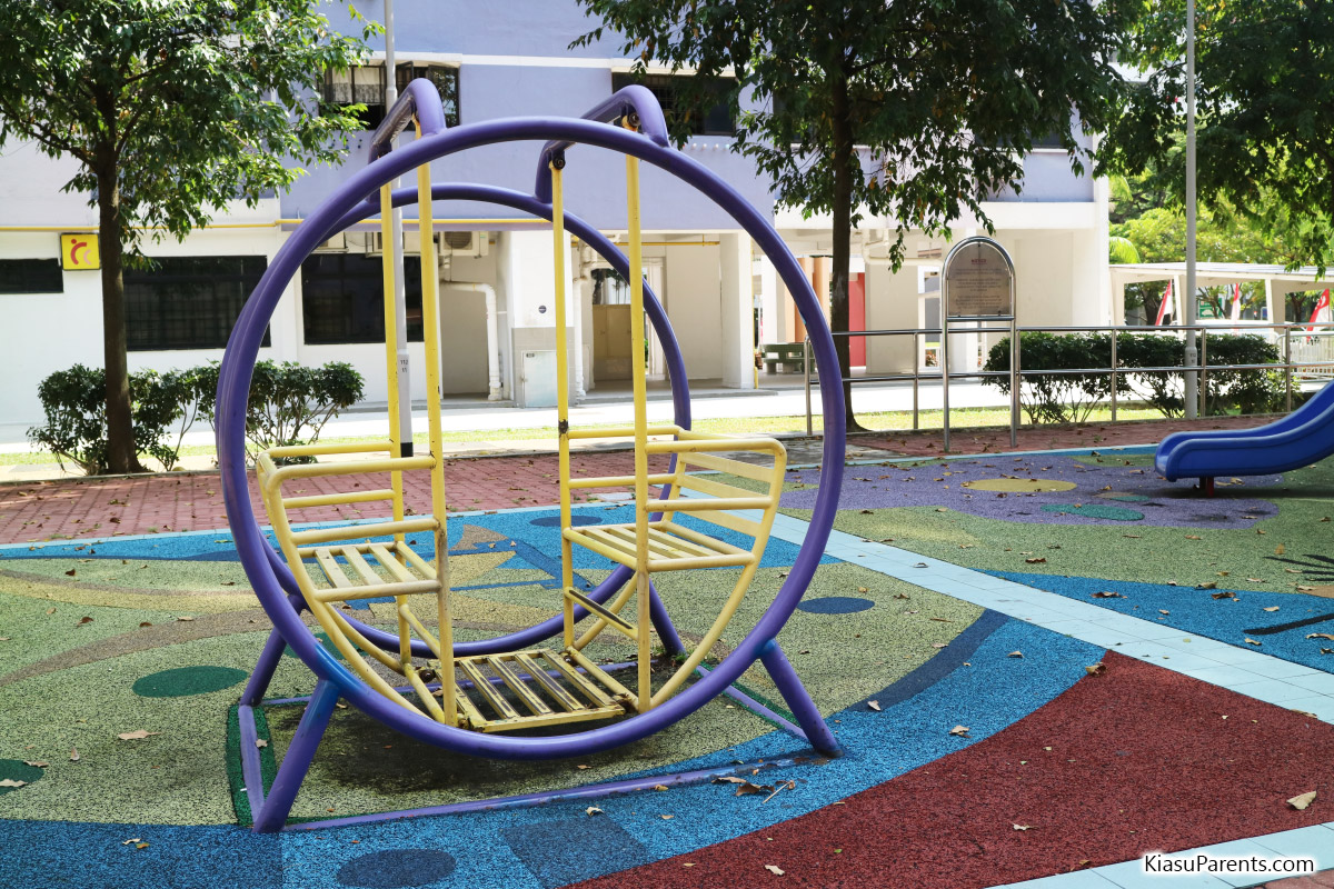 Blk 111 Bedok North Road Playground 03