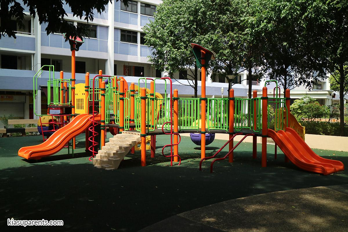 Blk 115 Bedok North Road Playground 01