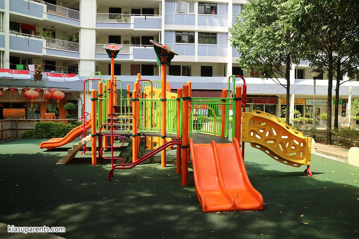 Blk 115 Bedok North Road Playground 03