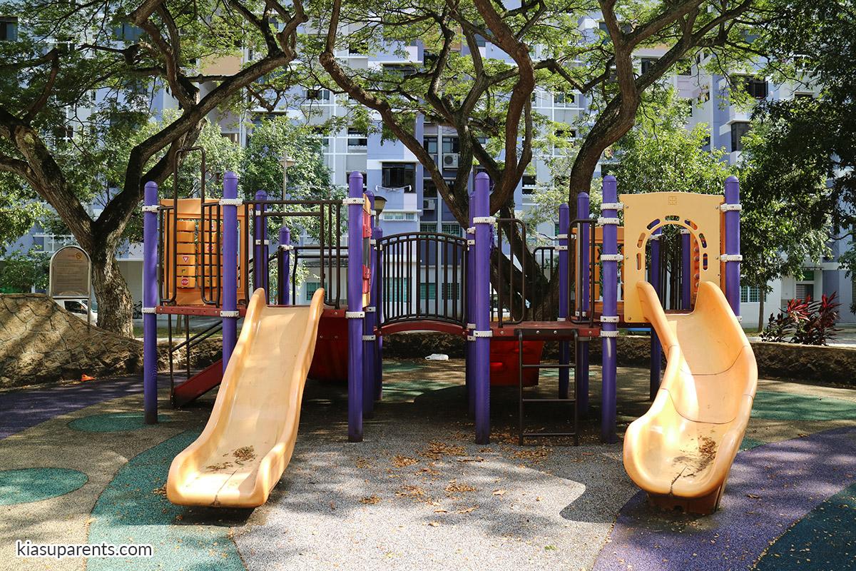 Blk 116A Bedok North Rd Playground 01