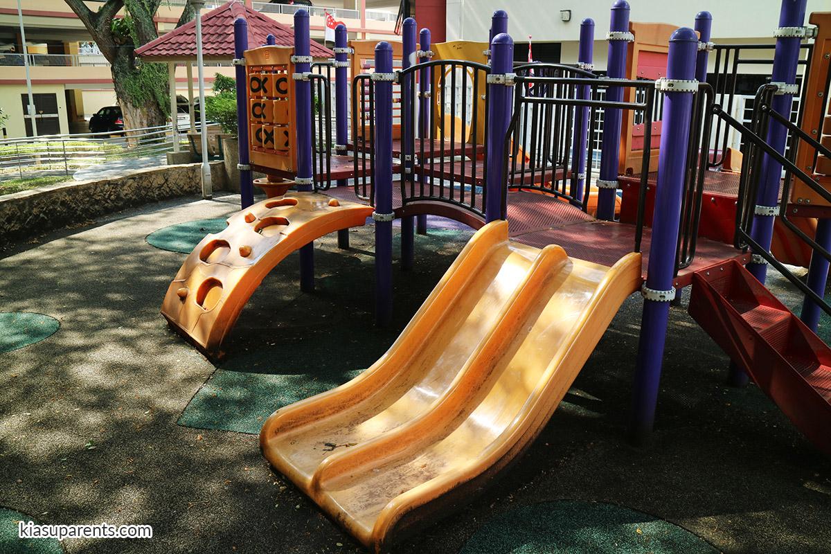 Blk 116A Bedok North Rd Playground 02