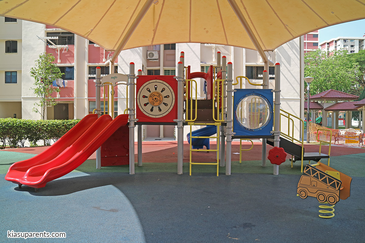 Blk 125 Bedok North Road Playground 01
