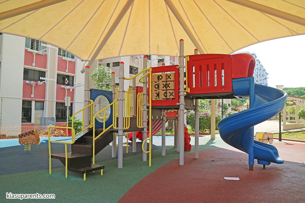 Blk 125 Bedok North Road Playground 02