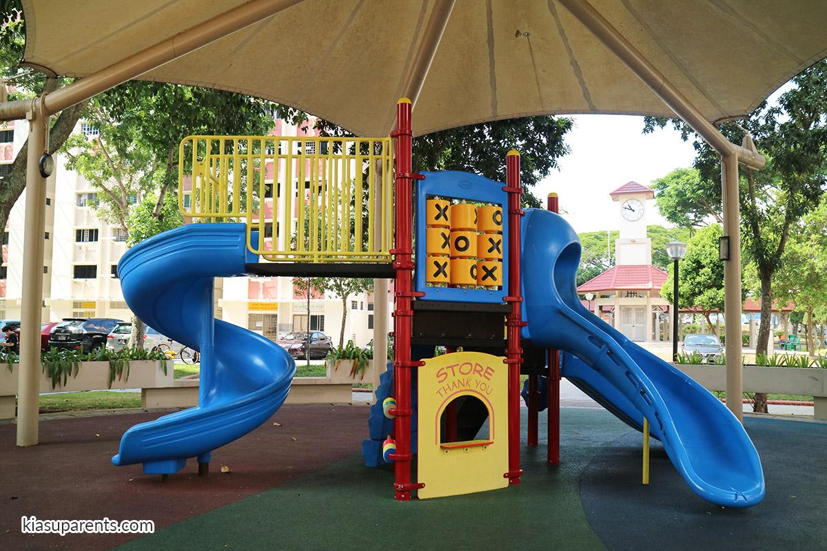 Blk 127 Bedok North St 2 Playground 01