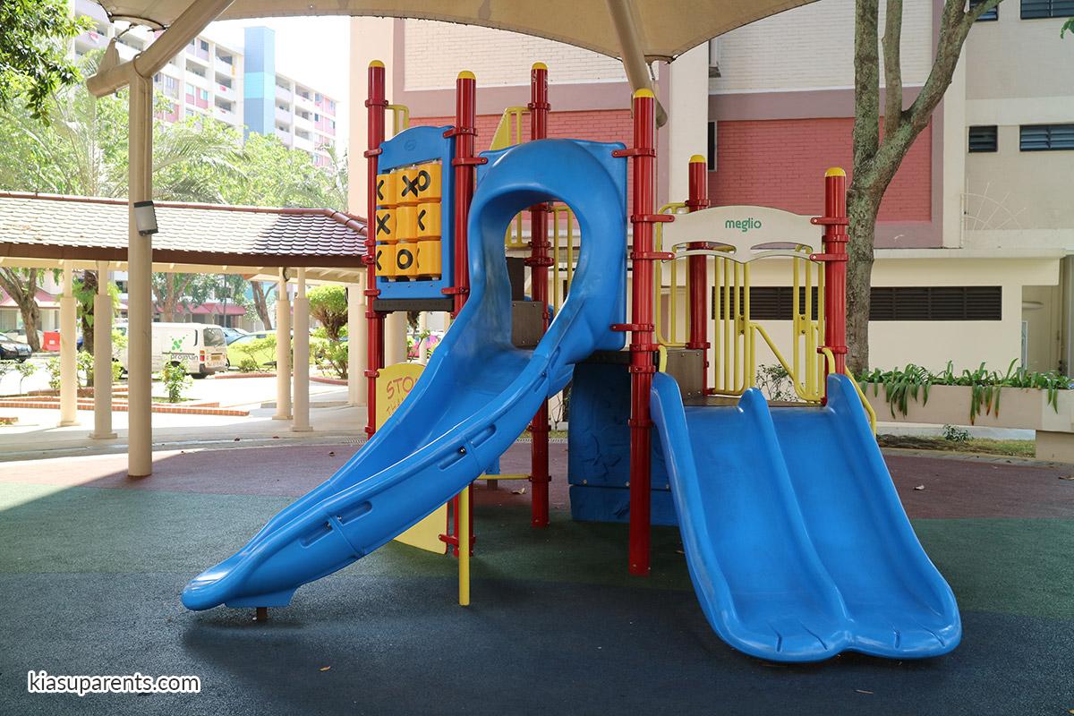Blk 127 Bedok North St 2 Playground 02