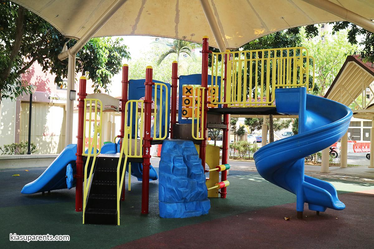 Blk 127 Bedok North St 2 Playground 03