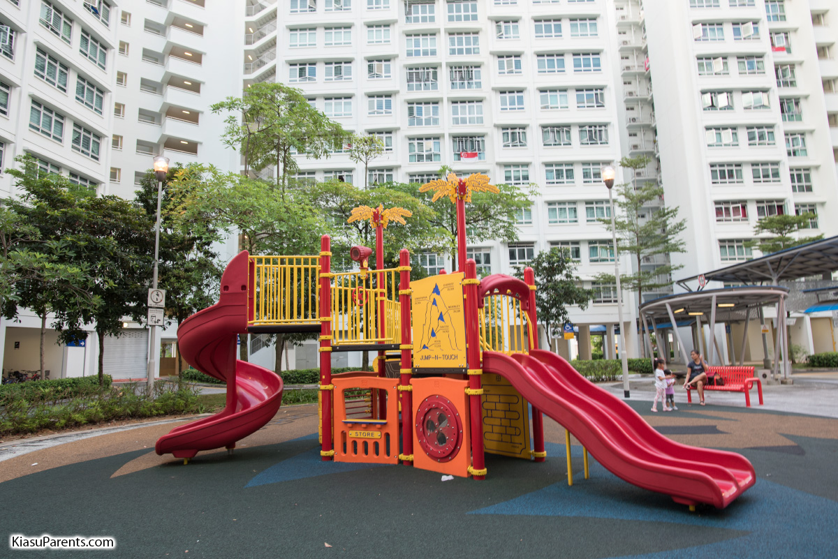 Blk 445 Yishun Ave 11 Playground 02