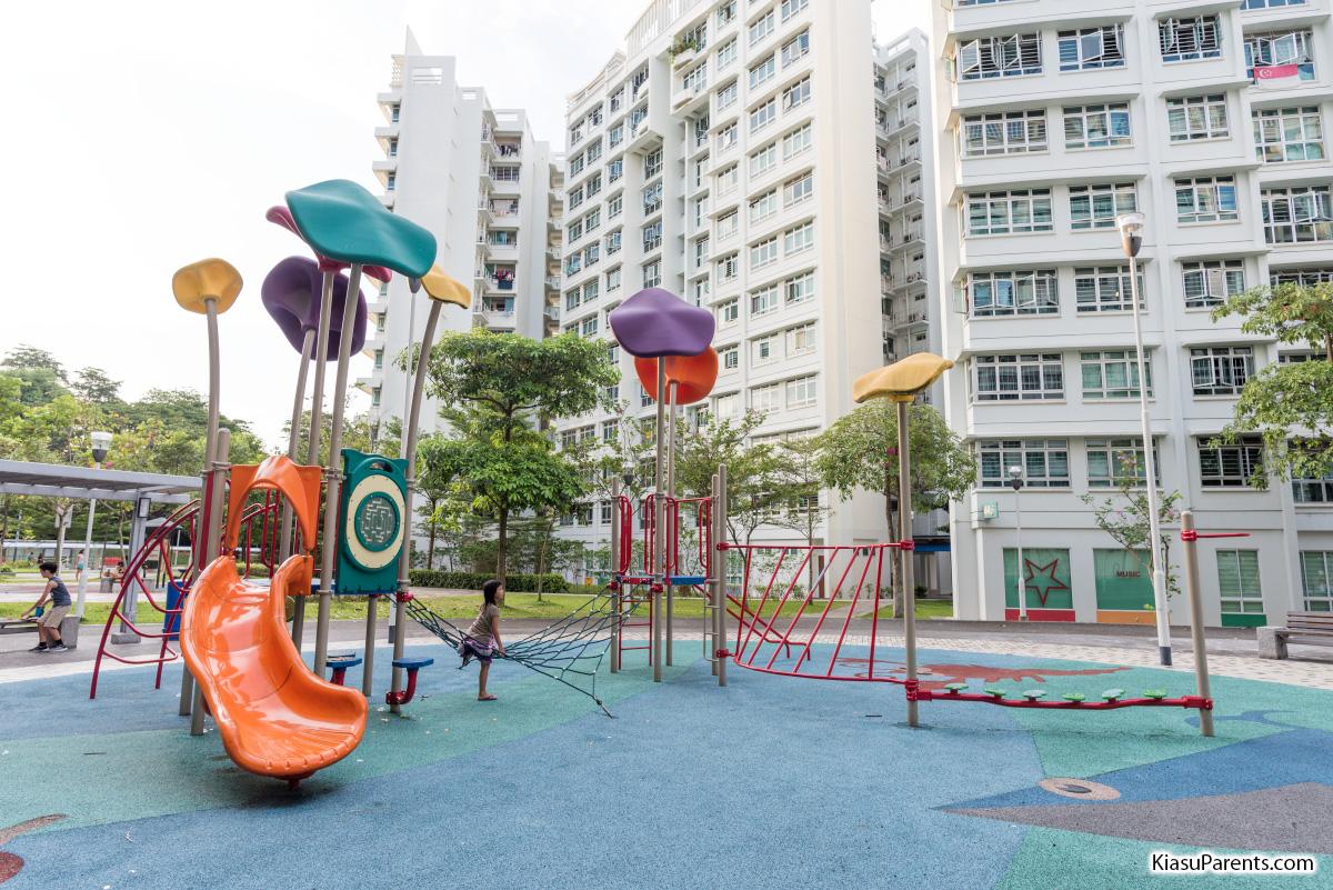 Blk 446 Yishun Ave 11 Playground 01
