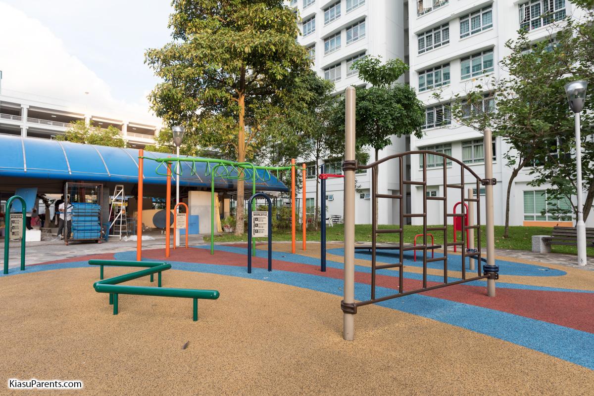 Blk 446 Yishun Ave 11 Playground 04