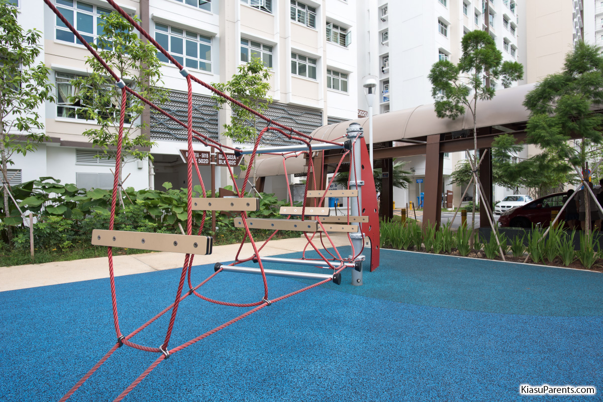 Blk 502D Yishun St 51 Playground 01