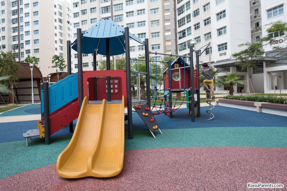 Blk 502D Yishun St 51 Playground 03