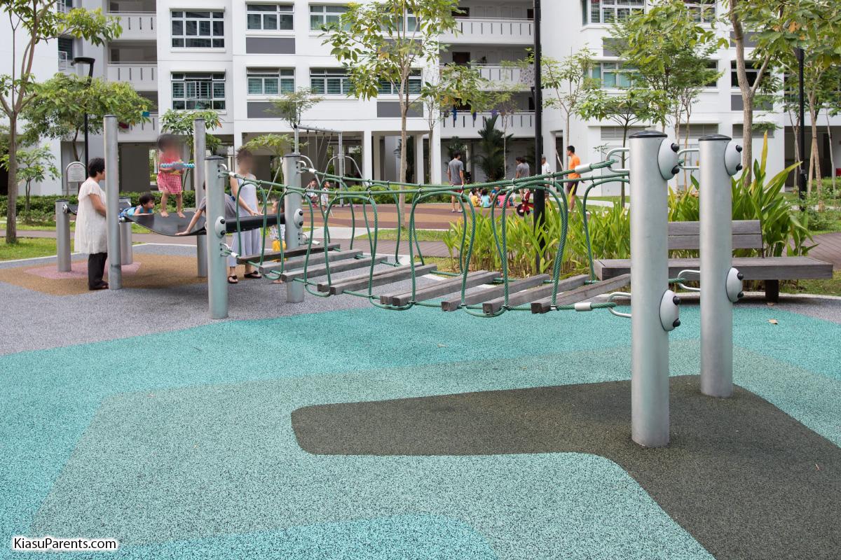 Blk 504 Yishun St 51 Playground 06