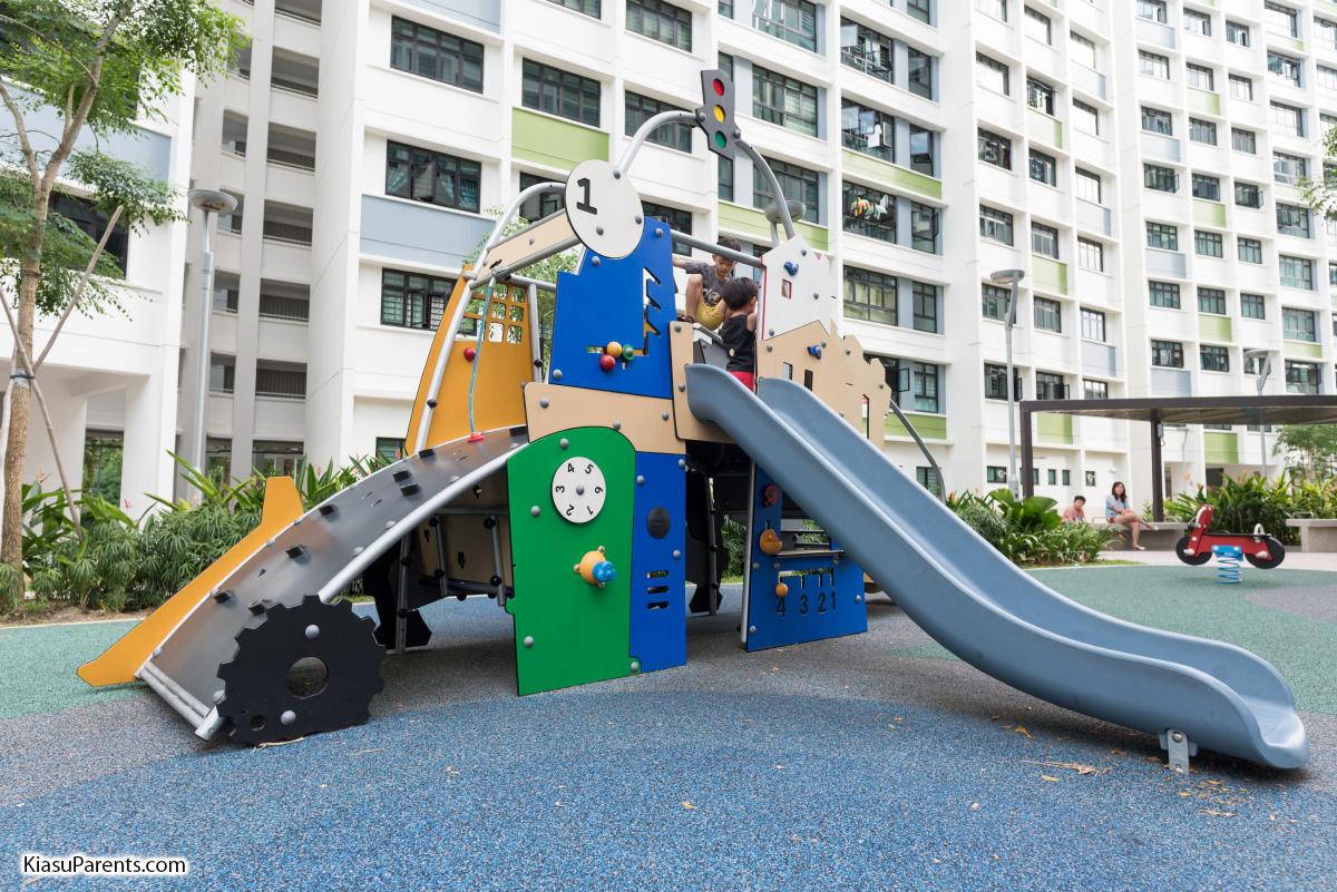 Blk 508B Yishun Ave 4 Playground 01